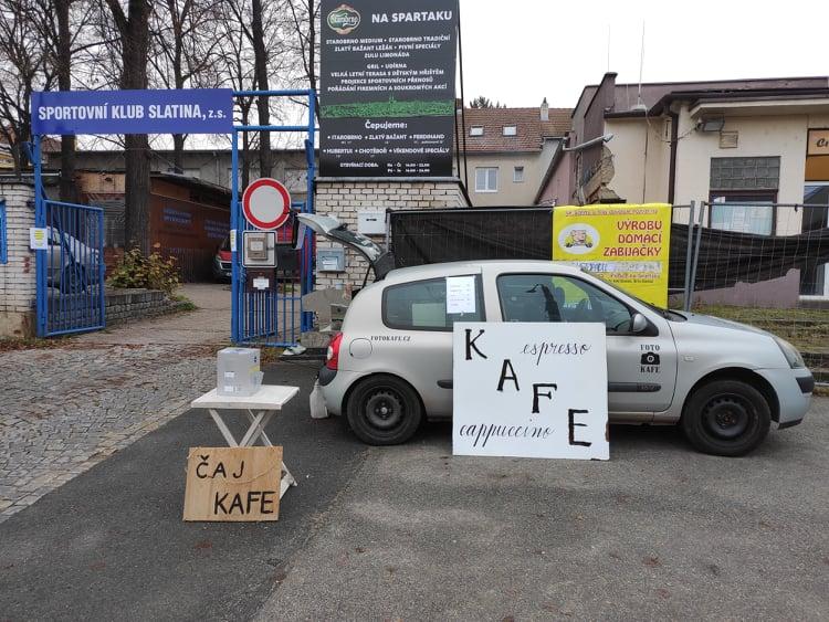 Kafe Brno Slatina